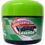 Gel Odorizador Automotivo 60g Lavanda SUN CAR