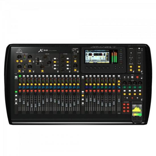 Mixer Digital 32 Canais X32 BEHRINGER