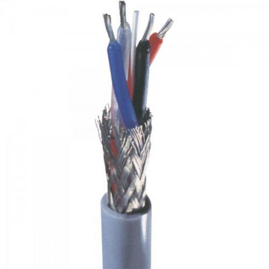 Fio Audioflex T 2X18 Preto KMP/RFS