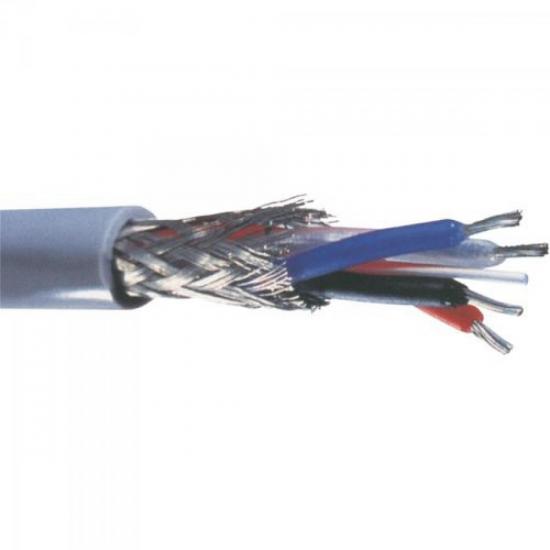 Fio Audioflex T 7X26 Preto KMP/RFS