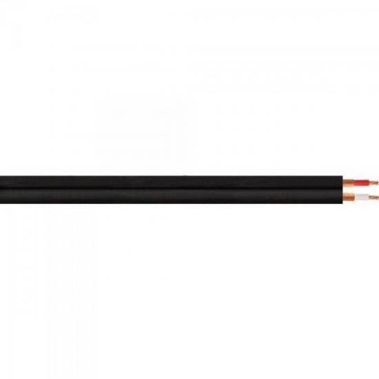 Fio Stereo Philips 2x0,20mm Preto MULT CABO