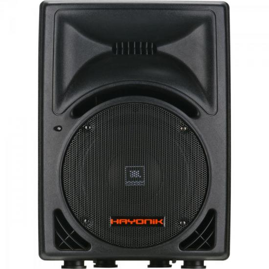 Caixa Acústica Ativa 175W Classe D CA1500A Preta HAYONIK