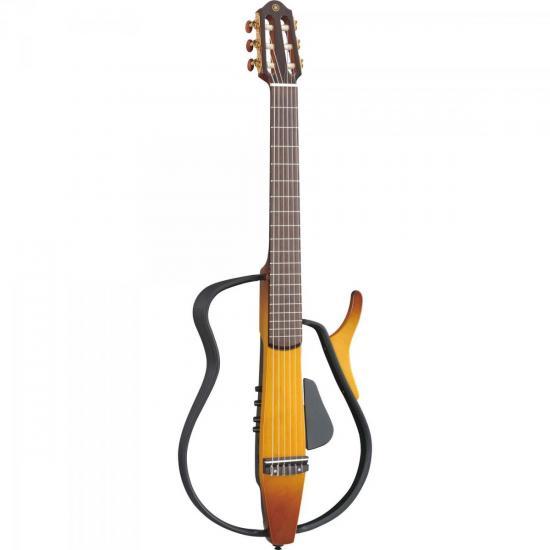 Violão Elétrico Nylon SLG110N Silent Guitar Sunburst YAMAHA