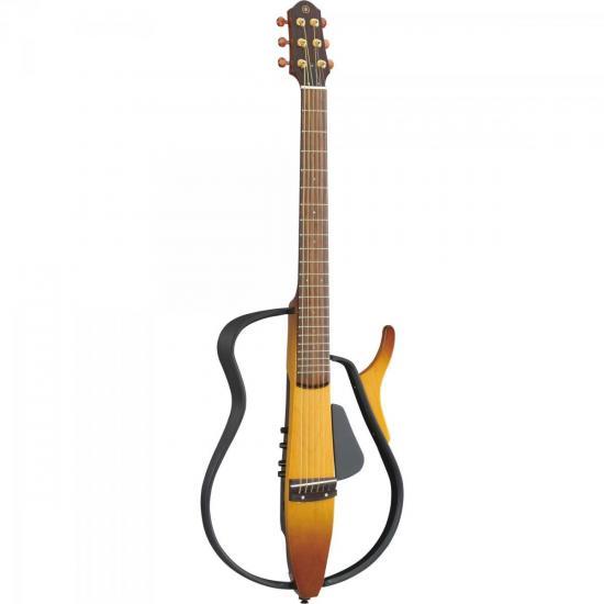 Violão Elétrico Aço SLG110S Silent Guitar Sunburst YAMAHA