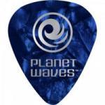 Palheta Celulóide Light Perolada 1CBUP2 Azul PLANET WAVES