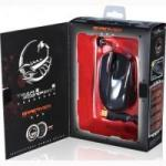 Mouse Gamer USB 2000DPI G-Reaver II Preto TEAM SCORPION