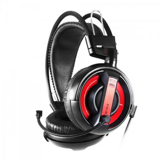 Headset Gamer Cobra Type I Preto E-BLUE