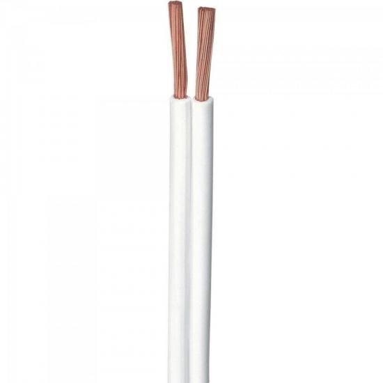 Fio Paralelo 2x14 1,50mm Branco CONTROLLER