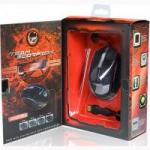 Mouse Gamer USB 4000DPI Zealot Jr TEAM SCORPION