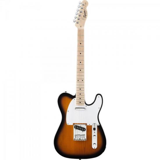 Guitarra Telecaster Affinity Sunburst SQUIER by Fender