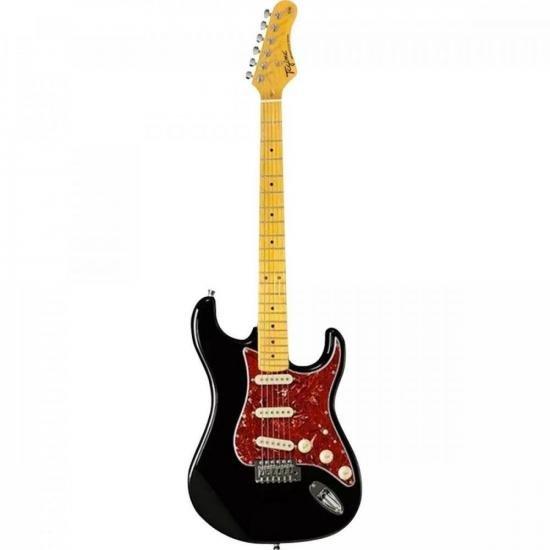 Guitarra Woodstock Series TG-530 Preta TAGIMA