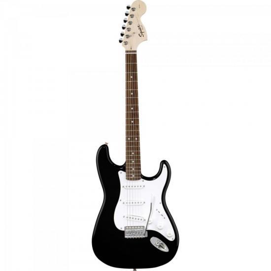 Guitarra Affinity Stratocaster RW506 Preta SQUIER BY FENDER