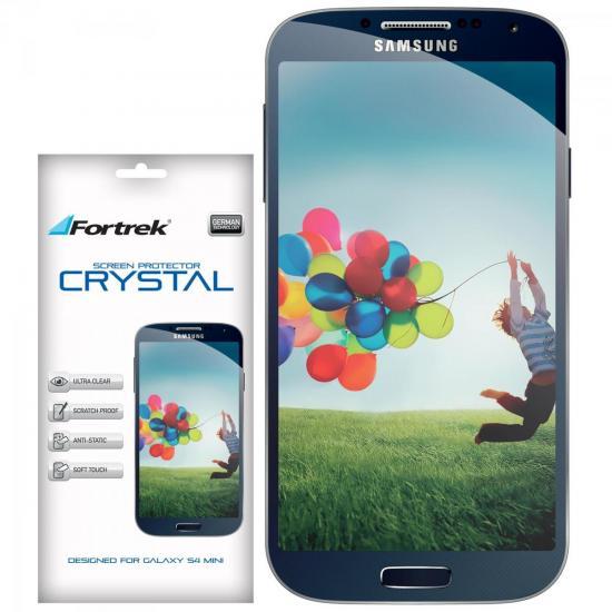 Película Protetora para Samsung Galaxy S4 Mini GSP-102 Crystal FORTREK