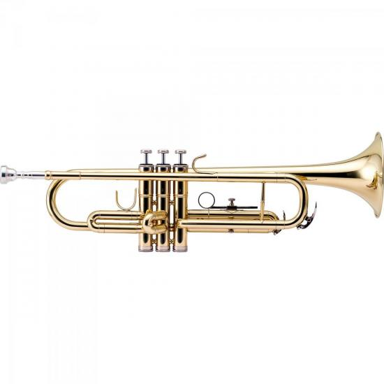 Trompete Bb HTR-300L Laqueado