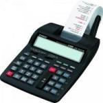Calculadora com Bobina 12 Dígitos 2 Lin/Seg HR100TM CASIO