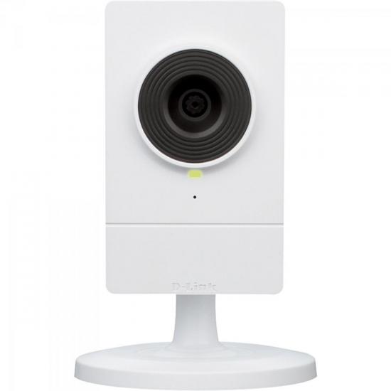 Câmera IP Wireless/Wired H.264 HD de 1MP com Áudio DCS2103 Branca D-LINK