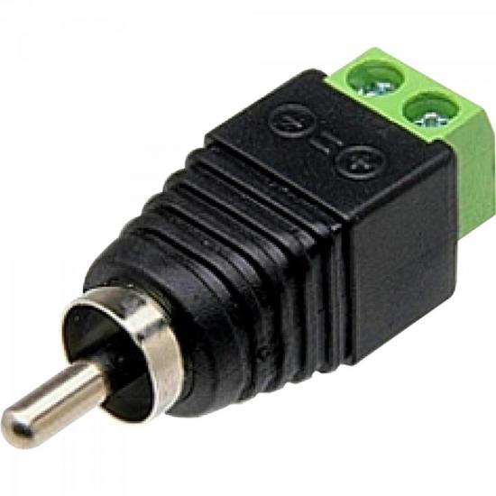 Plug RCA com KRE PGRC0010 GENÉRICO