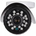 Câmera Infravermelho 20m 3,6mm 600 tvl CCD Sony IC-201SY Branco FORTREK