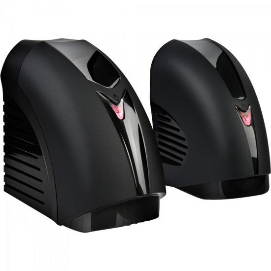 Protetor Eletrônico 500VA Bivolt Preto IDT