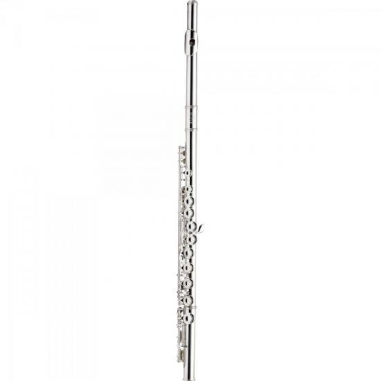 Flauta Transversal Soprano C HFL-6238S Prata HARMONICS
