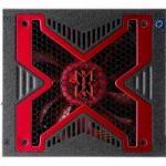 Fonte ATX Sem Cabo 600W 80 Plus STRIKE X EN53822 Preto/Vermelho AEROCOOL
