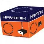 Fonte para Mini Câmera FTP-125E 12VDC 500mA HAYONIK