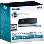 Gravador de Vídeo USB Para 4 Câmeras mydlink DNR-202L Preto e Prata D-LINK