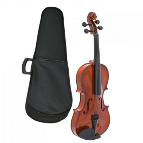 Violino 1/2 com Arco Breu e Estojo SV START GIANNINI