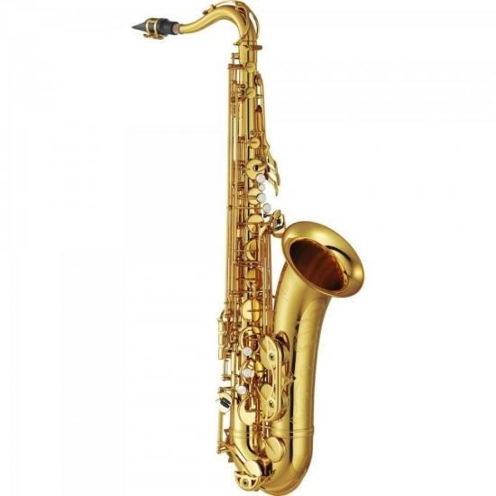 Saxofone Tenor Bb (Sí Bemol) YTS62/02 Dourado YAMAHA