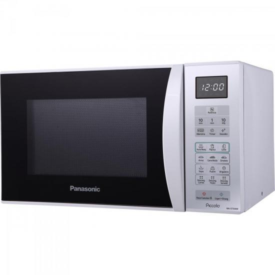 Micro-Ondas 25L 110V 800W NN-ST354W Branco PANASONIC