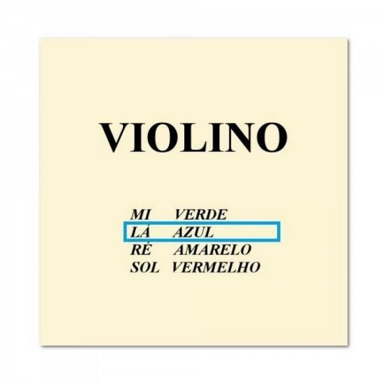 Corda p/ violino 4/4 LÁ CALIXTO