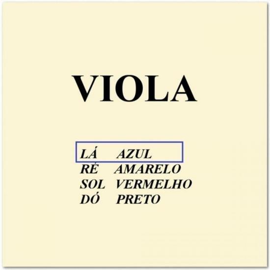 Corda p/ Viola LÁ CALIXTO