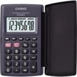 Calculadora de Bolso 8 Dígitos HL820LV Preta CASIO