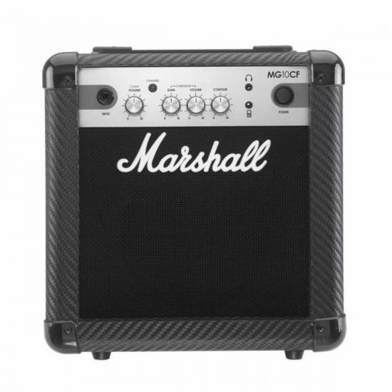 Cubo para Guitarra MG10CF-B Preto MARSHALL