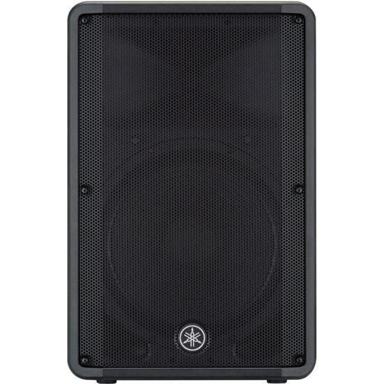 """Caixa Acústica Ativa 15"""" 465W DBR-15 YAMAHA"""