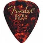 Palheta Tradicional 351 EXTRA GROSSA Shell FENDER