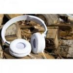 Fone de Ouvido c/ Graves Nítidos SHL3160WT/00 Branco PHILIPS