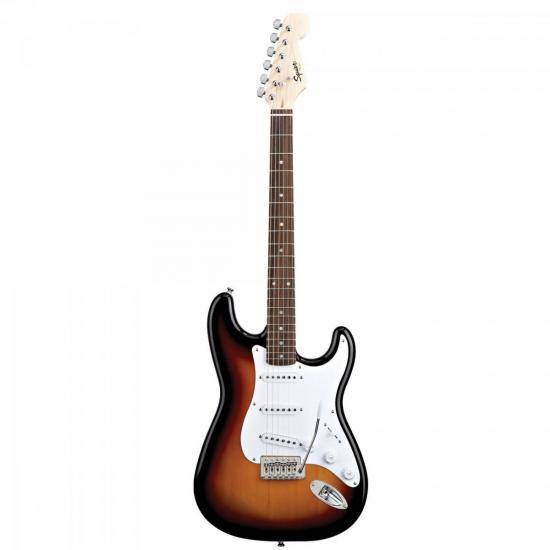 Guitarra Standard Bullet 532BR Sunburst SQUIER By FENDER