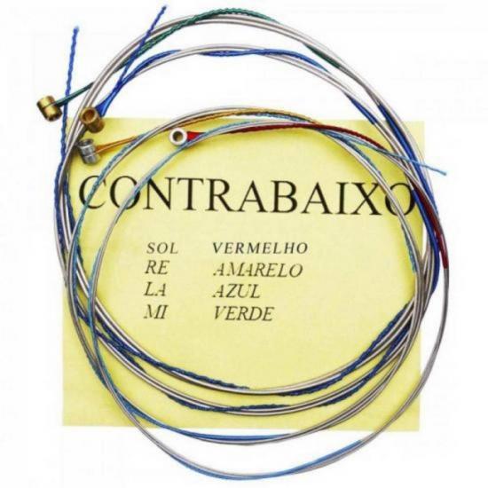 Encordoamento Para Contrabaixo Acústico 4/4 CALIXTO