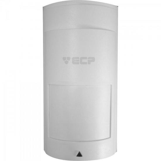 Sensor de Presença Infravermelho e Micro-ondas IVP Branco ECP