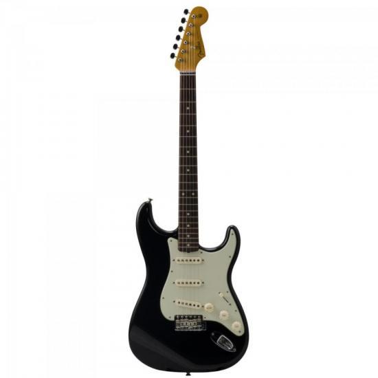 Guitarra Stratocaster Classic Series '60s Preta FENDER