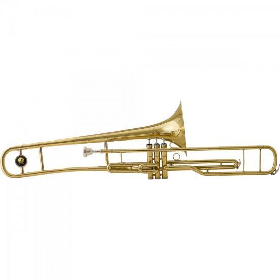 Trombone de Pisto C HCSL-910L Laqueado