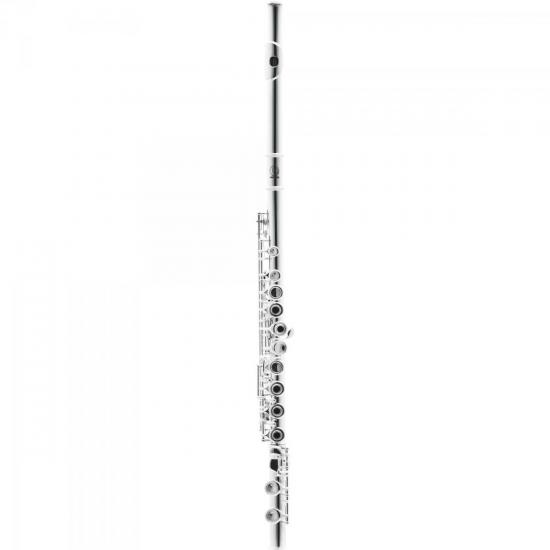 Flauta Transversal C HFL-5237S Prateada