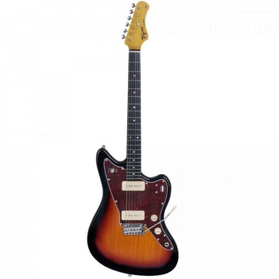 Guitarra Woodstock TW61 Sunburst TAGIMA