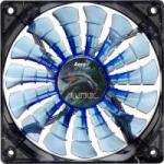 Cooler Fan 12cm SHARK BLUE EDITION LED EN55420 Azul AEROCOOL