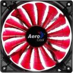 Cooler Fan 12cm SHARK DEVIL RED EDITION EN55437 Vermelho AEROCOOL