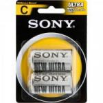 Pilha Zinco Carbono C ULTRA HEAVY DUTY SUM2-NUB2A SONY