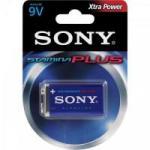 Bateria Alcalina 9V STAMINA PLUS SONY
