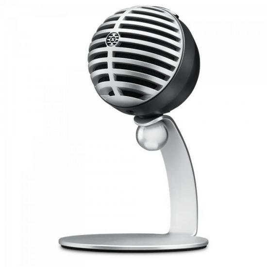 Microfone Digital Condensador MV5-LTG-AM SHURE