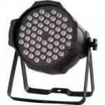 Refletor 54 LEDs RGBW 3W BETOPPER Preto ALLTECHPRO